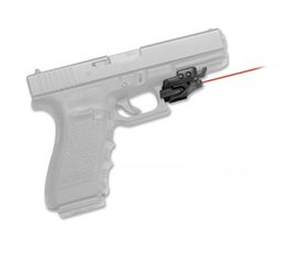 5mw laser rosso online-PPT Vendita Calda 5mw Mini Laser Rosso Sight / Puntatore Laser / Tactical 20mm picatinny Guida del Tessitore Mount Red Laser Sight Per Caccia CL20-0024