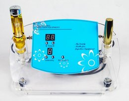 Wholesale Facial Equipment For Home Use - Au-49 Mesotherapy beauty machine Meso therapy Equipment Needle-free for home use facial beauty machine