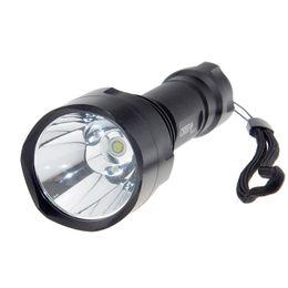 Wholesale Nitecore Flashlights - 5Mode LED hunting Flashlight Torch Hight Power Cree Led Torch C8 Cree T6 light lantern nitecore Waterproof For 1x18650