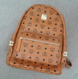 Wholesale Women Fashion Backpack - High Quality 3 size 2018 Luxury Brand men women's Backpack famous Designer Backpack lady backpacks Bags Fashion Women Men School Bags