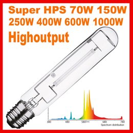 Wholesale Pressure Sodium - Dual Spectrum HPS 1000W 600W 400W 250W Watt High Pressure Sodium Lamp Bulb Grow Light Lamp For Hydroponics Horticulture Greenhouse