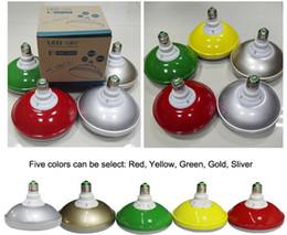 Canada 2016 nouveaux arrivants LED soucoupe volante forme lampe 36W LED ampoule pas étanche AC85-265V LED parapluie lumière SMD 5730 Epistar pour décor commercial cheap e27 36w led bulb Offre
