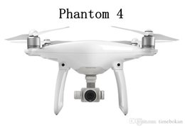 Rc videos voladores online-DJI phantom 4 Quadcopter Nuevo producto Tiempo de vuelo 28 minutos Velocidad máxima de vuelo 20m / s 4k cámara RC Drones
