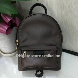 Wholesale Purse Backpacks - Women Bag Brand Backpack Holder for laptop pad cellphone purse luxury famous brand designer high quality M24