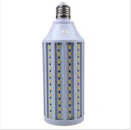 Wholesale E27 165 Led - Promotion price E40 LED Corn lamp 50W 165 Chips 5730 SMD Lamp 110V 220V Outdoor street lighting White Warm white Bulbs & Tubes