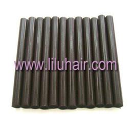 Wholesale Wholesale Keratin Glue Sticks - 12 x Brown Keratin Glue Sticks For Hair Extensions