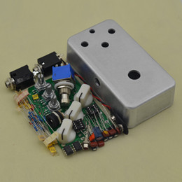 Wholesale Electric Guitars Pedals - ttone DIY Fuzz& Distortion pedal Guitarra electic,Effect Guitar pedal Musical Instruments+FREE SHIPPING
