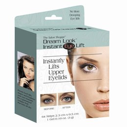 Wholesale Eyes Lift - New Released Dream Look Instant Eye Lift Instantly Lifts Upper Eyelids Upper Eyelids Salon Shoppe Eye Lift Free DHL