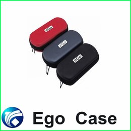 Wholesale Leopard Bags Wholesale - Hot Ego Case Leopard Style Color With Zipper L Size Ego Box Ego Bag For Electronic Kit Cigarette Ego Cigarette Case