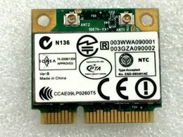 Wholesale Ethernet Test - Wholesale- SSEA original Atheros AR5B91 AR5009 AR9281 half Mini PCI-E Wireless Wifi Card tested well