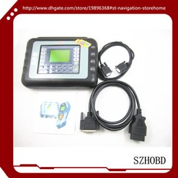 Wholesale Nissan Pin Code - 2017 Latest Version V46.02 Silica SBB Key Programmer SBB Key Remote Immobiliser Pin Code reading keys from immobilizer + free shipping