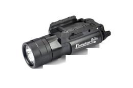 taktische taschenlampen großhandel Rabatt Großhandelsqualitäts-Berufs-X300 Taschenlampe mit 420 Lumen des weißen hellen taktischen Taschenlampe-taktischen LED-Lichtes