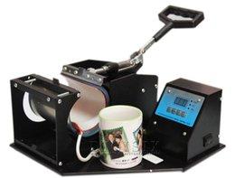 Wholesale Diy Sublimation Mugs - Sublimation 2 in 1 mug press machine for CUP DIY printing