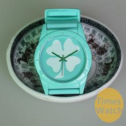13 colori unisex Clover Fortunato regalo di compleanno in silicone orologi moda orologi Deco Freeshipping orologi da polso orologi al quarzo moda supplier vogue gifts da regali di moda fornitori