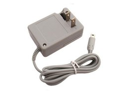 Wholesale Charger Nintendo - with retail package Details about Wall Home Travel Battery Charger AC Adapter for Nintendo DSi   XL   3DS   3DS XL