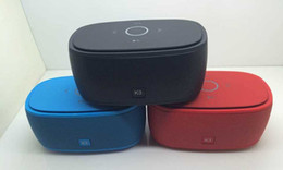 Wholesale Mp3 Player Touch Mini - 3D High Quality HiFi Sound K3 Speaker Touch The Keys Speaker Portable Mini Wireless Bluetooth For smart phone