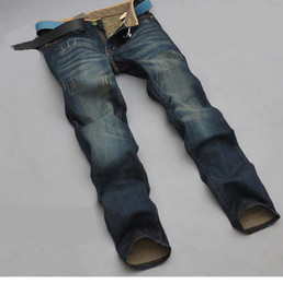 Wholesale Designer Perfume Men - Wholesale-osklen new 2016 men brand famous original designers men's jeans long trousers jeans men perfume men K503