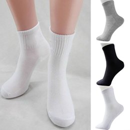 Wholesale Formal Clothes Men - Wholesale-5 Pairs Practice Men's Socks Winter Thermal Casual Soft Cotton Sport Sock Gift clothing accessories