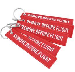 2019 llaveros de etiquetas Lona bordada vuelo Equipaje Etiqueta de la etiqueta del equipaje Llavero Color Regalo de la aviación rebajas llaveros de etiquetas