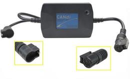 Wholesale Tech Sale - Wholesale-2016 Hot Sale Top quality g m tech 2 G M TECH2 CANDI Interface module for G M tech2 auto diagnostic connector adaptor