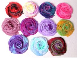 Wholesale Infinity Scarf Cotton - wholesale multicolor fashion cheapest scarves for women shawl elegant wrap infinity cotton scarf TO246