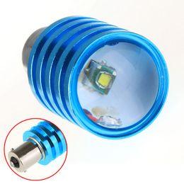 Wholesale 1156 Cree Q5 - 2Pcs Lot DIY 1156 BA15S CREE LED Car Reverse Light Lamp Car Tail Light Bulb Q5 7W White Vehicle Auto Bulb Turn Signal Light Lamp order<$18no