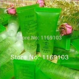 Wholesale Cheap Skin Creams - 3Pcs lot Skin Protect Face Cleaning Moisturizing Aloe Vera Gel wholesale Day Creams & Moisturizers Cheap Day Creams & Moisturizers