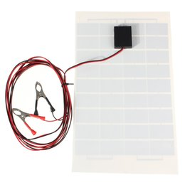Wholesale Solar Cell Epoxy - Batteries Cells, Panel LEORY 12V 10W Solar Panel PolyCrystalline Cells DIY Solar Module Epoxy Resin With Block Diode 2 Alligator