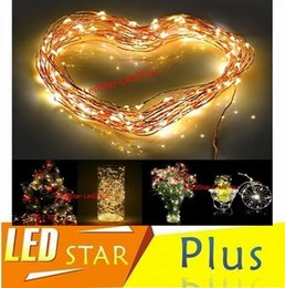 High Bright Battery Power Mini Led Fairy Lights Copper Wire Led String  Sparkle Lights Party Xmas Multicolor 2M 3M