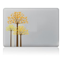 "Wholesale Macbook Pro Vinyl - 2017 New hot Originality Tree-21 series Vinyl Decal Colour Sticker Skin for Apple MacBook Pro Air 11""13""15"" Laptop Skins Sticker."