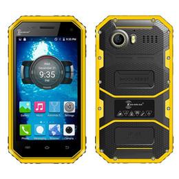 Wholesale Cellphone Cooler - New Kenxinda Proofings W6 Mobile Phone2016 New Kanxinda W6 Mobilephone Cool Fashion Gift Sport People Like Waterproof Outdoor Cellphone