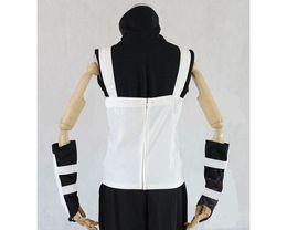Wholesale Naruto Kakashi Cosplay Sets - 2016 New Arrival Japanese Anime Costume Naruto Cosplay Hatake Kakashi Anbu Costume  Glove Mask Bag PER SET