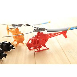 Wholesale model plane motors - Handle Pull The Plane Aviation Funny Cute High quality Outdoor Toys For Children Baby Play Gift Model Aircraft Helicopter