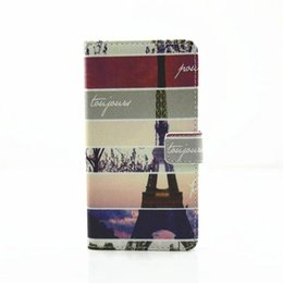 Wholesale I Love Paris - For Iphone Plus 7PLUS I7 iphone7 7G Wallet Leather Pouch Case Card TPU Stand Paris Eiffel Tower I Love You Raindrop Smile Cover
