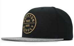 Wholesale Snapback Hats New Arrive - new arrive BRIXTON snapback caps hip hop snapback hats, baseball men women hat fast shipping