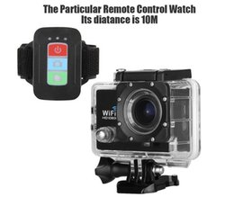 Wholesale Dv Camera Watch - Action Camera Q3 2.0 Inch 30M Waterproof Sports Action Camera 12M 1080P Full HD Wi-Fi170 degree Anti-shake DV with Remote Control Watch