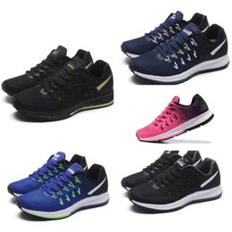 Wholesale Zapatos Clear - Wholesale High Quality Women Men Air Mesh Zoom Pegasus 33 Running Shoes Femme Homme Breathable Trainers Sneakers Jogging Zapatos Eur36-45