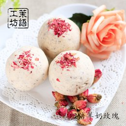Wholesale Wholesale Goats Milk - Goat milk roses grinding cold soap hand soap wholesale OEM on behalf of the Chinese God soap hot section