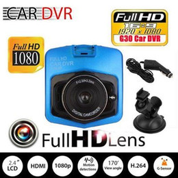 Wholesale Mini Camera India - 50Pcs New mini auto car dvr camera dvrs full hd 1080p parking recorder video registrator camcorder night vision black box dash cam