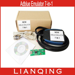 Wholesale Adblue Emulator Volvo - Lianqing2010 Adblue 7in1 adblue emulator MODULE Truck Adblue Remove Tool for Mercedes, MAN, Scania, iveco,DAF,Volvo and Renault free ship