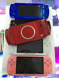 Wholesale Cheap Game Player Wholesale - 10 pcs per lot cheap and quality MP5 player game player for USA customer