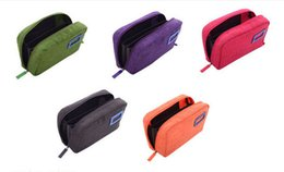 Wholesale Iphone Pouch Korean - 1pc  Korean Multifunctional Mobile Phone Bag Wallet Card Cosmetic Slot Case Flip Cover Stand Pouch Handbag for galaxy S5 Iphone 4 5s 6 plus