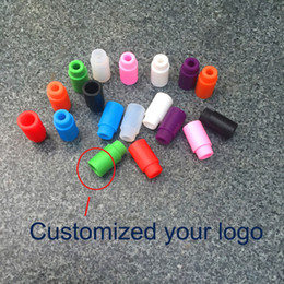 Wholesale Ego Ce6 Pack - Individually Packing Silicone Drip Tip Mouthpiece Cover Test Drip Tips For customers to Testing CE4 CE5 CE6 EGO Atomizer E Cigarettes