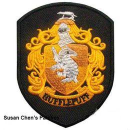 remendo do harry potter do ferro Desconto Ferro de Harry Potter em Patches de Bordados Shield Shape 0010