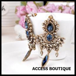 Wholesale Pearl Bridal Earings - 2016 Earings Fashion Jewelry Brincos De Festa Bridal Pearl Drop Earring Bohemian Ethnic Long Dangle Dangling Earrings For Women