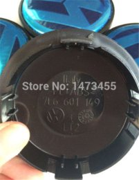 Wholesale Wheel Hub Replacement - High Quality VW POLO Wheel Center Hub Cap Replacement Hub cover 75MM cover king car covers