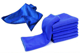 Wholesale Microfibre Window Cleaner - Hot Sales Microfibre Cleaning Cloths Home Household Clean Towel Auto Car Window Wash Tools C364 Free Shipping