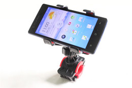 Support universel de support de support de téléphone portable de vélo de vélo universel pour iPhone 4 4S 5 5S 6 6S support de voiture de smartphone ? partir de fabricateur
