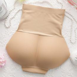 Wholesale Black Spandex Panties - Hot 2016 Newest seamles Body shaper women panties Add Ass underwear sexy briefs