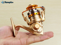 Wholesale Bb Spin - New 12+1 BB mini fishing reel sea small fishing spinning gapless ice 13 bearings carp fishing reels